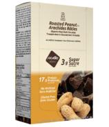 NuGo Slim Roasted Peanut Bars Case
