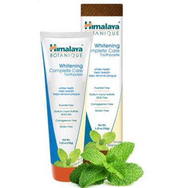 Himalaya Botanique Complete Care Whitening Toothpaste Peppermint