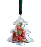 papabubble Handcrafted Candies Holiday Tree Candy Ornament