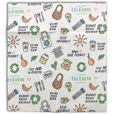 Tru Earth Beeswax Food Wraps Multi Pack