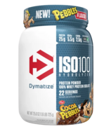 Dymatize Nutrition ISO100 Hydrolyzed Protein Powder Cocoa Pebbles