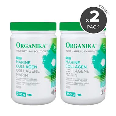 Organika Marine Collagen Bundle