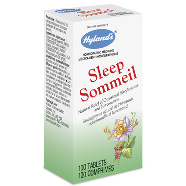 Hyland\'s Homeopathic Sleep