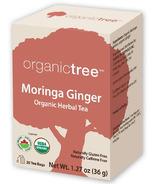 OrganicTree Organic Moringa Ginger tea