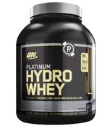 Optimum Nutrition Platinum HydroWhey Turbo Chocolate