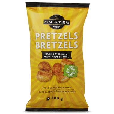 Neal Brothers Honey Mustard Pretzels