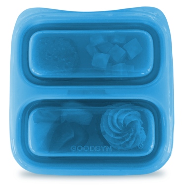 Goodbyn Small Meal Container Blue