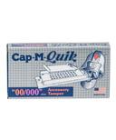NOW Foods Cap M Quik 00&000 Size Accessory Tamper