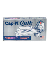NOW Foods Cap M Quik 00&000 Size Accessory Tamper