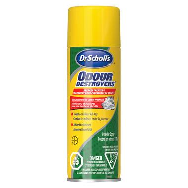 Dr. Scholl\'s Odor Destroyer Sneaker Treater Spray