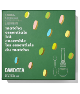 DAVIDsTEA trousse essentielle de thé matcha