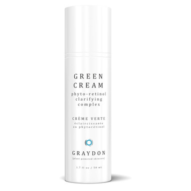 Graydon Green Cream