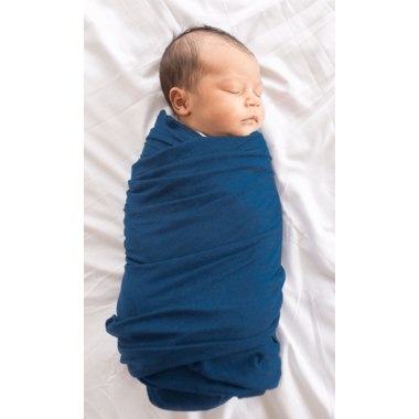 Copper Pearl River Swaddle Blanket