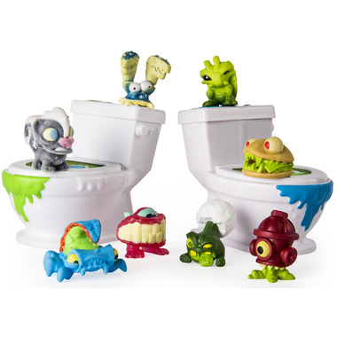 Flush Force Bizarre Bathroom