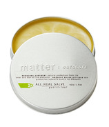 Matter Company All Heal Salve With Olive Oil, Comfrey Leaf & Tea Tree Oil