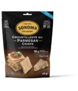 Sonoma Creamery Parmesan Crisps Cheese Snacks