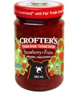 Crofter's Organic Strawberry Premium Spread