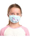 Hatley Non-Medical Reusable Kids Face Mask Unicorn