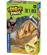 Thames & Kosmos I Dig It! Dinos 3D T. Rex Excavation Kit