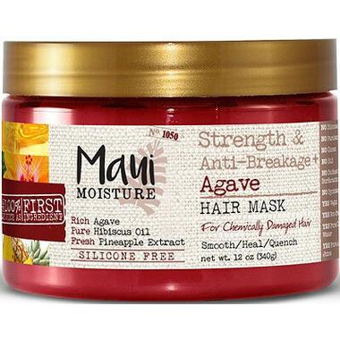 Maui Moisture Strength & Anti-breakage Agave Hair Mask
