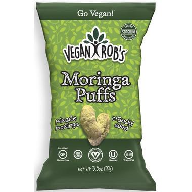 Vegan Rob\'s Moringa Puffs
