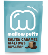 Mallow Puffs Salted Caramel & Dark Chocolate