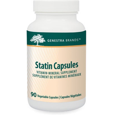 Genestra Statin Capsules