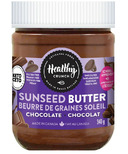 Healthy Crunch Chocolate SunSeed Butter