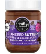 Beurre de graines soleil au chocolat de Healthy Crunch