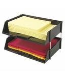 Deflect-o Heavy-Duty Side Loading Letter Tray