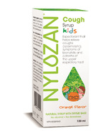 Nylozan Cough Syrup Kids Orange Flavour