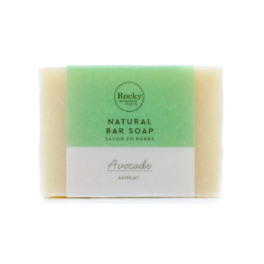 Rocky Mountain Soap Co. Avocado Facial Bar
