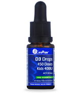 CanPrev D3 Drops for Kids