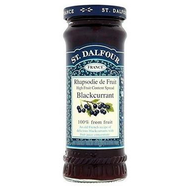 St. Dalfour Deluxe Spread Black Currant