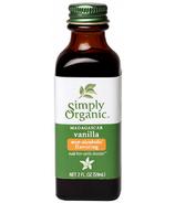 Simply Organic Non-Alcoholic Vanilla Flavouring
