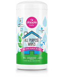 Dapple Baby All Purpose Cleaning Wipes Fragrance Free
