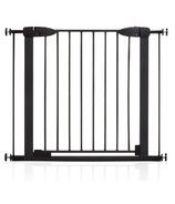Dreambaby Boston Magnetic Auto-Close Security Gate Black