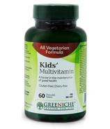 Multivitamines pour enfants de Greeniche