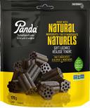 Panda Natural Soft Licorice