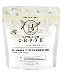 Bathorium CRUSH Rosemary Citrus Emulsion Energizing Bath Soak