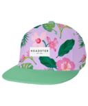Headster Kids Wild Hibiscus Pink Cap