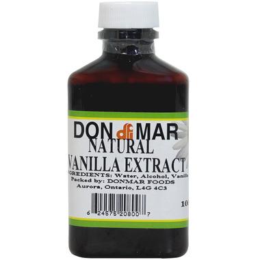 Donmar Natural Vanilla Extract