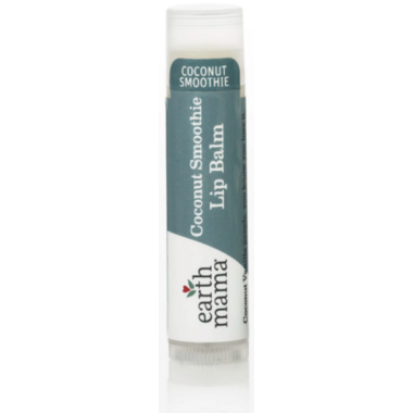 Earth Mama Organics Coconut Smoothie Lip Balm