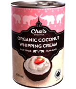 Cha's Organics Organic Coconut Whipping Cream