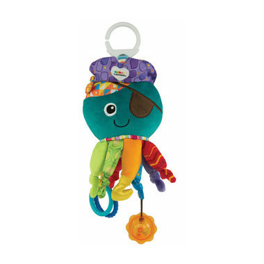 Lamaze Clip and Go Captain Calamari
