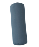 Halfmoon Cylindrical Bolster Essential Cotton Collection Ink