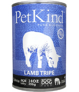 PetKind Lamb Tripe Formula Natural Dog Food