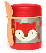 Skip Hop Zoo Insulated Food Jar Fox