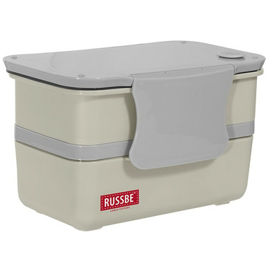 Russbe Stack + Chill Bento Bone White