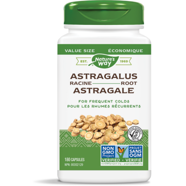 Nature\'s Way Astragalus Root Value Size